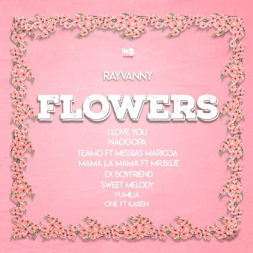 DOWNLOAD MP3 Rayvanny Ft Messias - Teamo