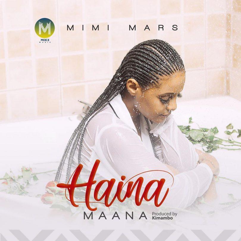 DOWNLOAD MP3 Mimi Mars – Haina Maana