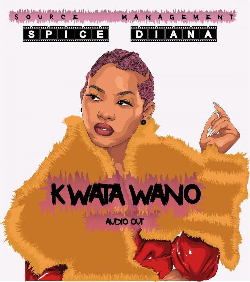 DOWNLOAD MP3 Spice Diana - Kwata Wano
