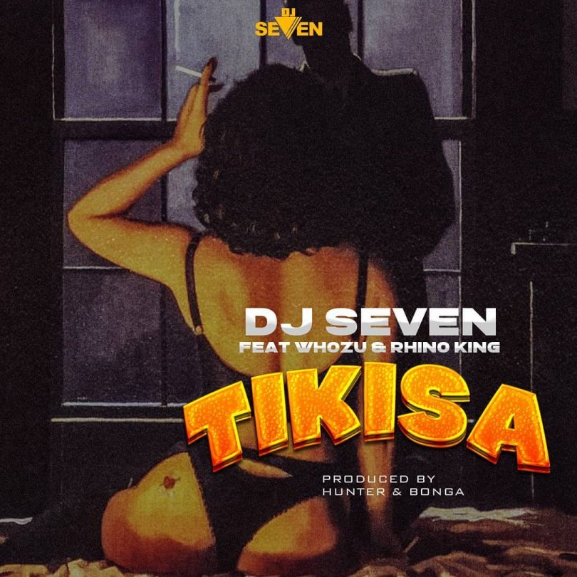 Dj Seven Ft Whozu & Rhino - Tikisa MP3 DOWNLOAD