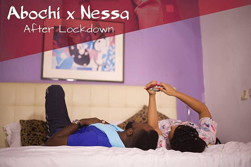 DOWNLOAD MP3 Abochi Ft Nessa - After Lockdown