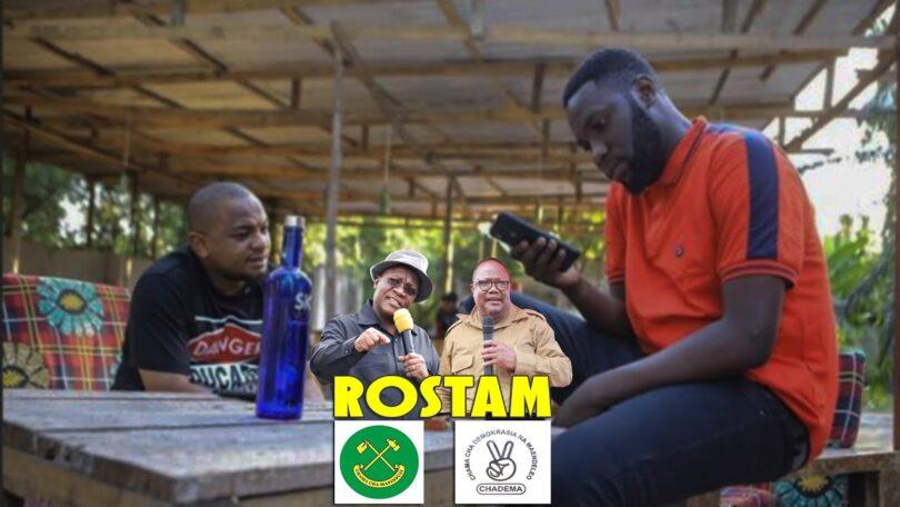 DOWNLOAD MP3 Rostam - CCM AMA CHADEMA (Fake Release)