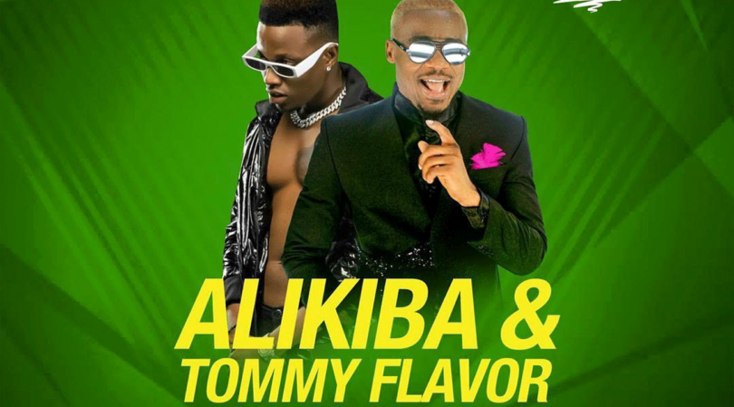DOWNLOAD VIDEO Alikiba Ft Tommy Flavour - NAOGOPA