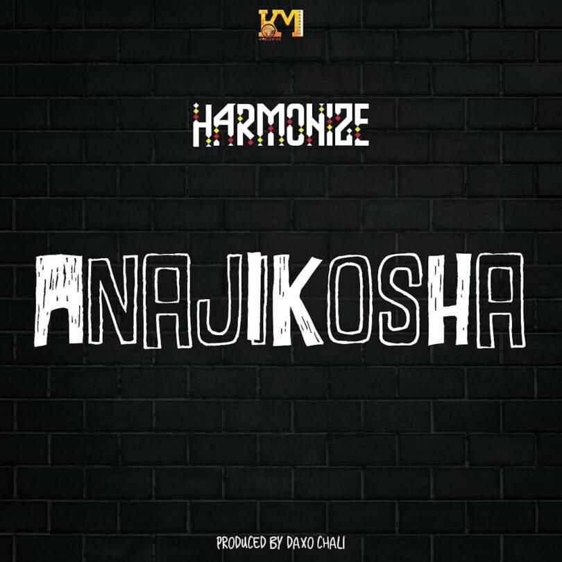 DOWNLOAD MP3 Harmonize - Anajikosha AUDIO
