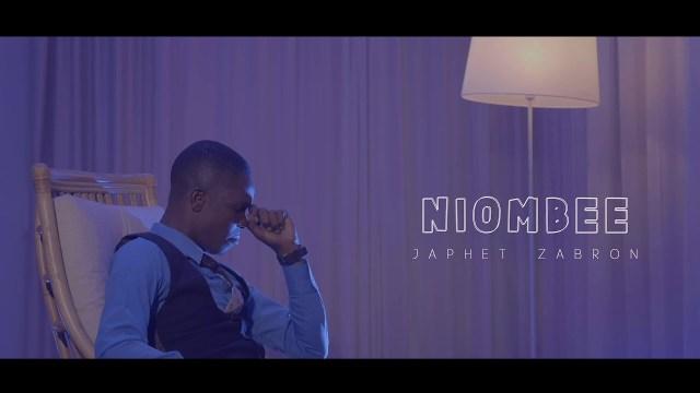 VIDEO Japhet Zabron – NIOMBEE MP4 DOWNLOAD